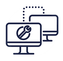 Platform Management Icon