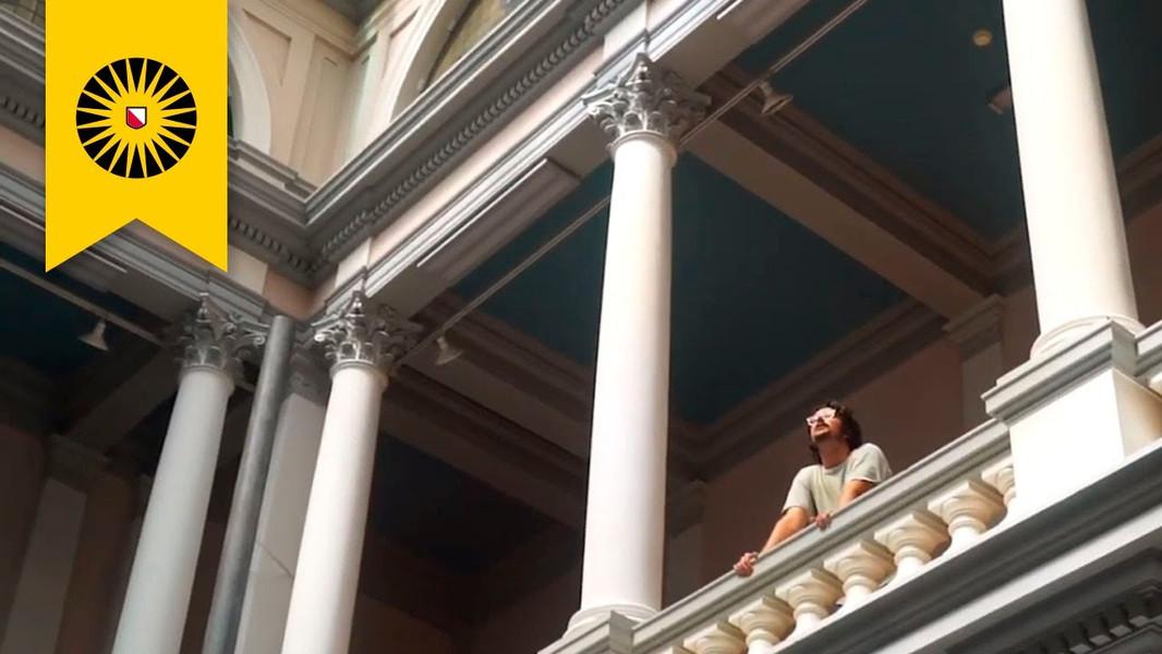 Virtuele Tour | Studeren in de historische binnenstad van Utrecht