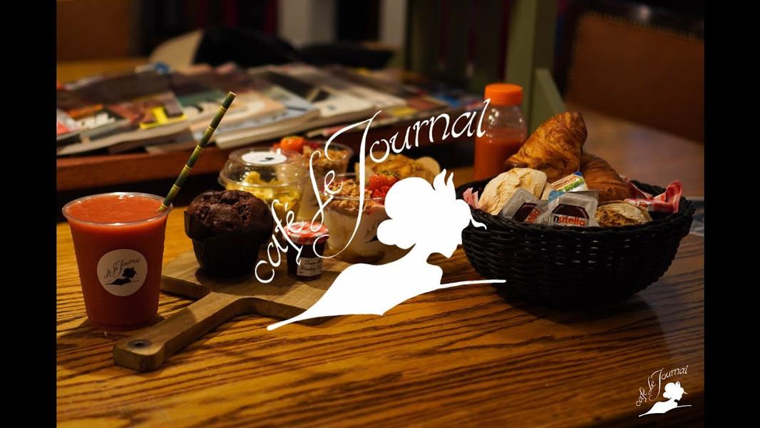 Promo | Café Le Journal