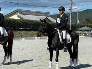 ローザヴァレンティ、RRCL1科目、新馬調教科目、入賞!