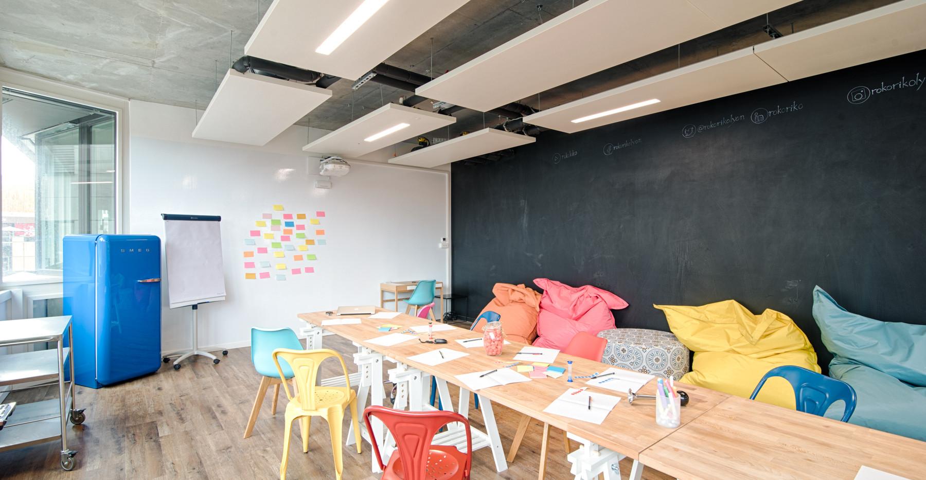 Rokoriko Basic - salle de réunion