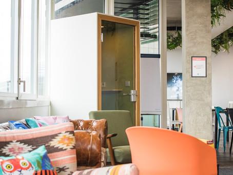 Admirez l'équipement de la salle de réunion Rokoriko Jungle !
