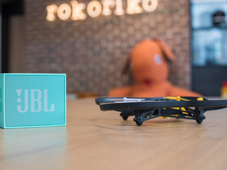 Des outils utiles et ludiques dans la salle de réunion Rokoriko Basic 🖥️