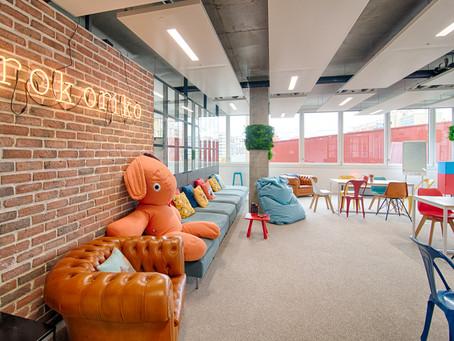 OMG découvrez la salle de réunion créative à Lyon Rokoriko Basic 🥳