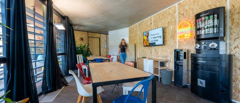 Rokoriko Jungle - salle de reunion a Lyon - espace workshop