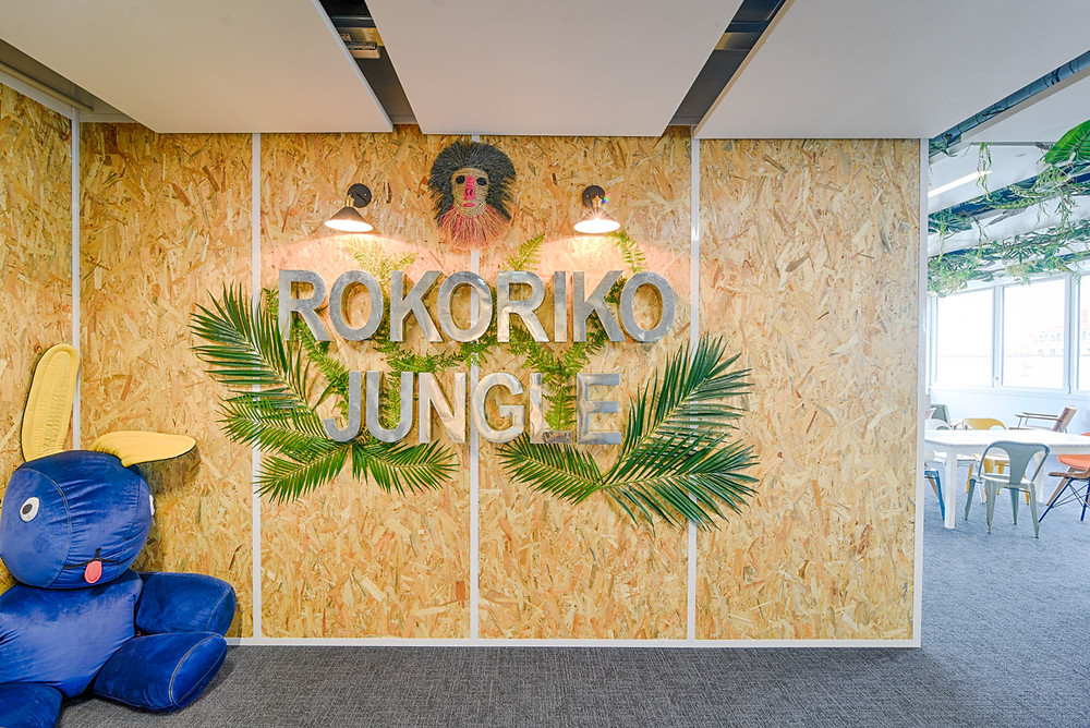 Salle de réunion à Lyon - Rokoriko