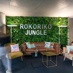 Rokoriko Jungle - salle de reunion a Lyon