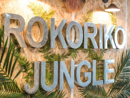 Rokoriko Jungle, la salle de réunion chic et tropicale à Lyon 🤩🌴