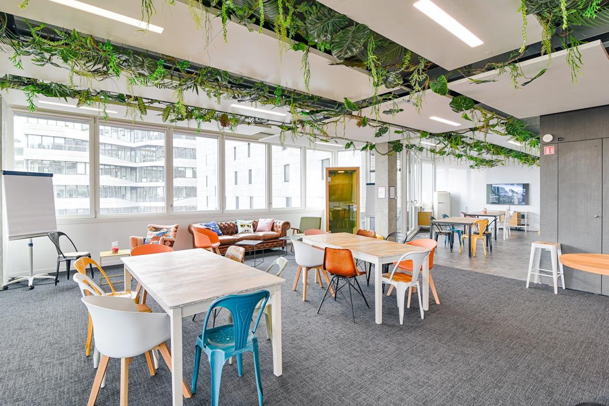 Rokoriko Jungle - salle de réunion