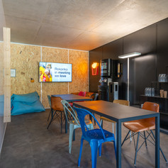 Rokoriko Basic - salle de reunion a Lyon