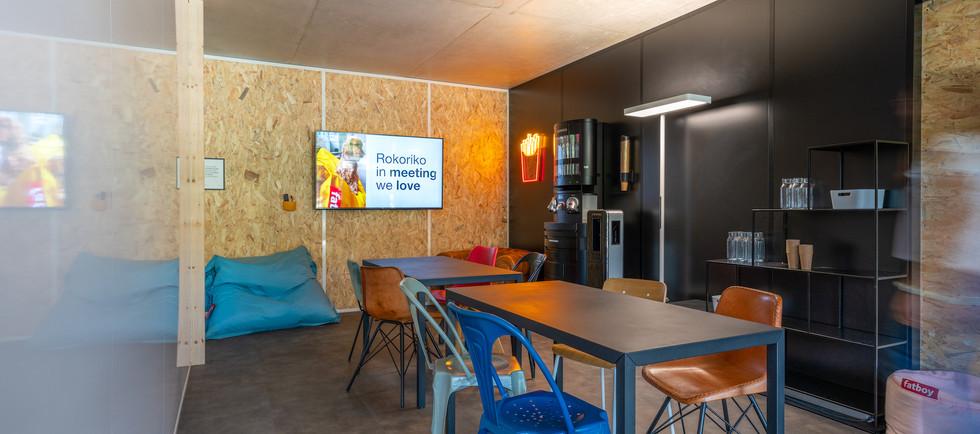 Rokoriko Basic - salle de reunion a Lyon - espace workshop