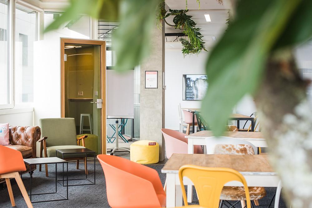 Salle de réunion à Lyon Confluence - Rokoriko