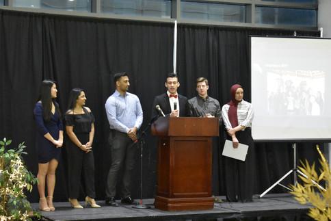 Inaugural Global Gala (Feb 2018)