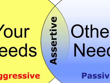 Being Assertive Takes Control Over You