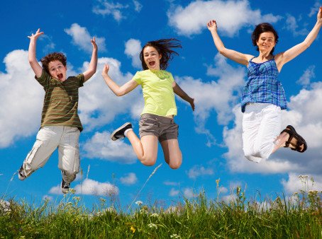 Keeping Your Kids Energized