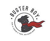 BusterBoyLogo-tagline WHITE - OUTLINES.j