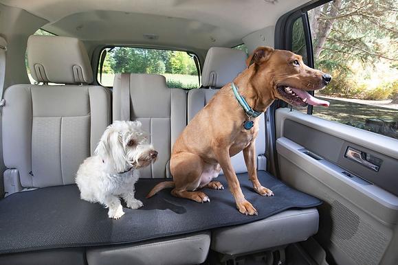 "Bench Seat Mat  21"" deep, 55"" long."