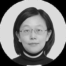 Nina (Yang Ning) circle B&W.png