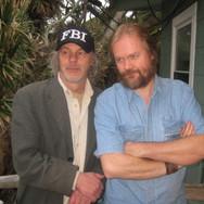 With Michael Fischa