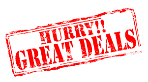 Summer Madness Deals extended until end of April