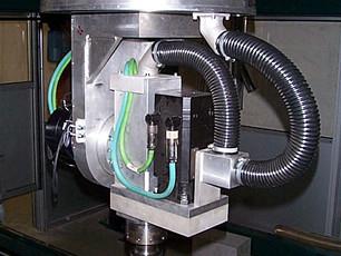 Portal-Fräskopf / Portal milling head