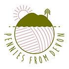 PenniesFromDevon Logo