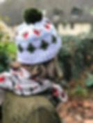Free Robin hat beanie crochet pattern by penniesfromdevon