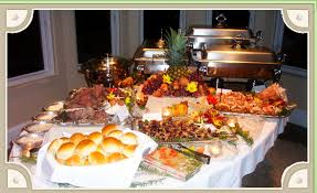 Meeting with your Caterer