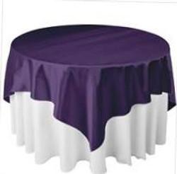 Purple overlays