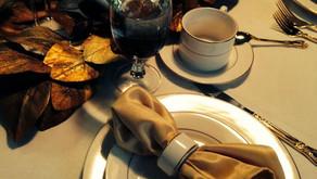 Fall Table Setting Theme