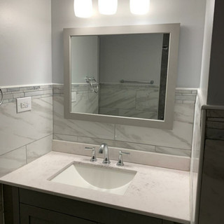 small bathroom refurbish