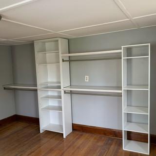closet install