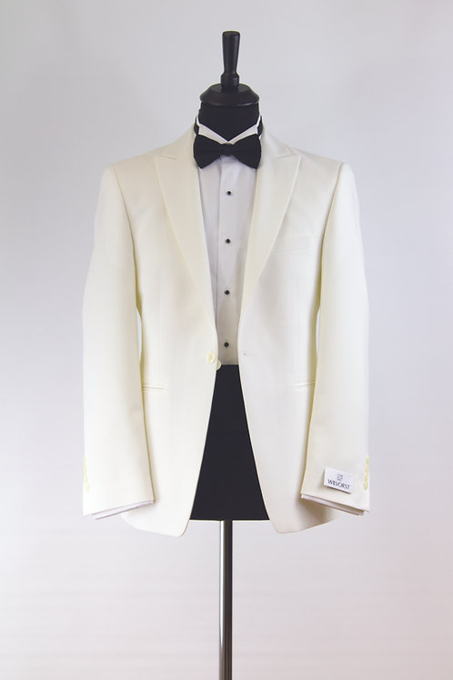 Vegas Cream/Off White Dinner Jacket