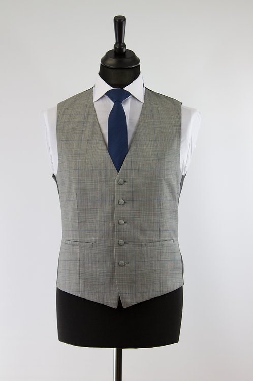 Prince of Wales Check Blue