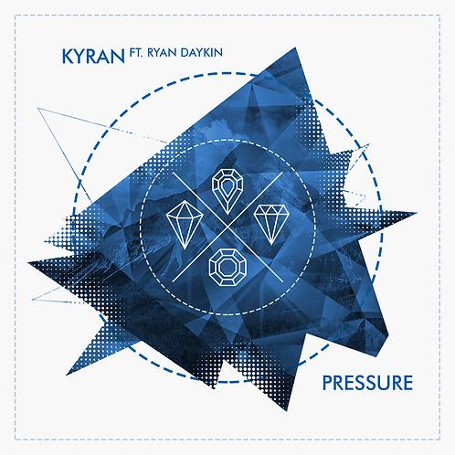 'PRESSURE' - DIGITAL SINGLE