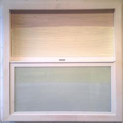 Feigned Glass Window