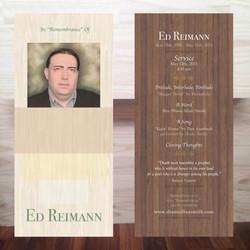 Ed Reimann (performance programs)