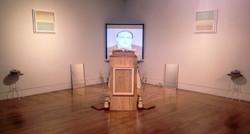 Ed Reimann installation shot