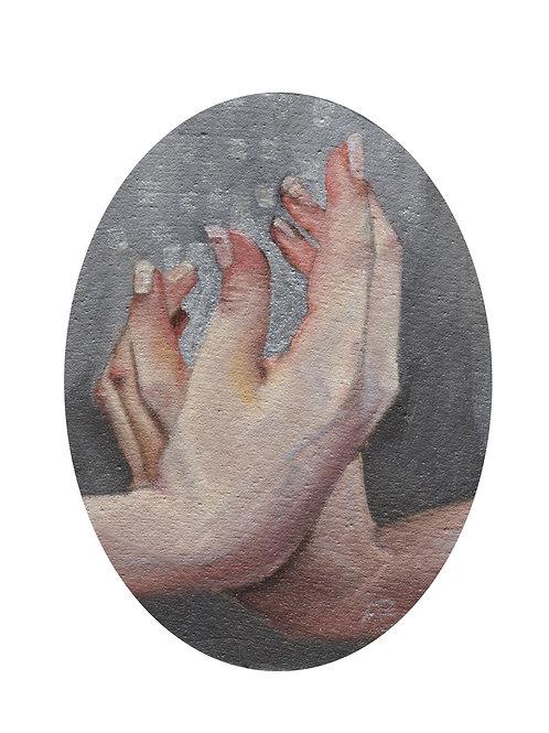 """Hands"" Open Edition Print"