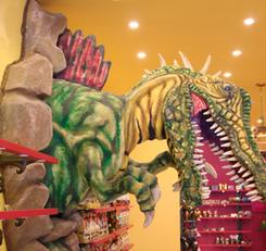Dino Lounge Florybal