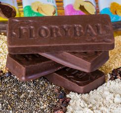Florybal chocolate caseiro