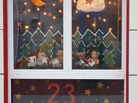 Weihnachtsfenster 2020