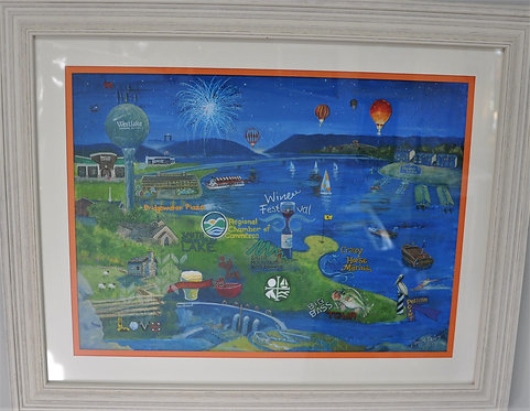 """The Jewel of the Blue Ridge: Smith Mountain Lake"""