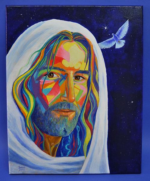"Jesus Christ   ""Jesus, Prince of Unity"""