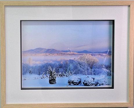 """Cahas Mountain Winter Storm"""