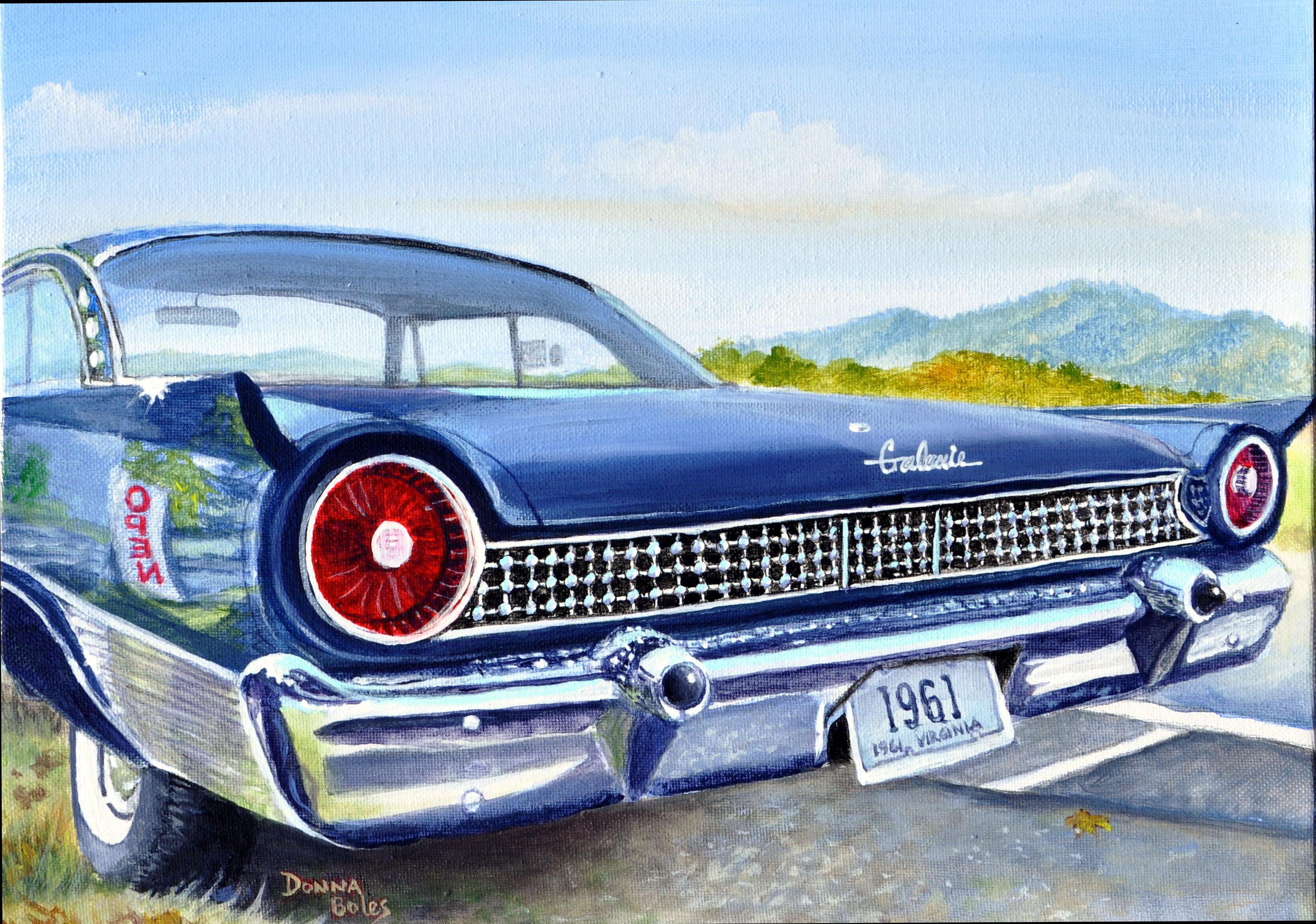 1961 Galaxie