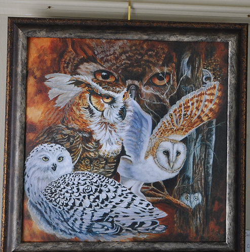 """""""Owl Lovers Only"""""""