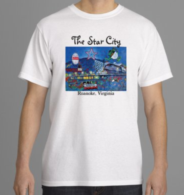Star City Shirt only $20