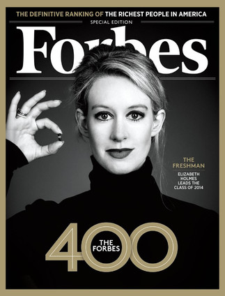 WHAT'S BEHIND THE CURRENT TECH BUBBLE: THE THERANOS CASE