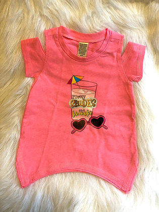 Shades and Lemonades Baby Tunic Top